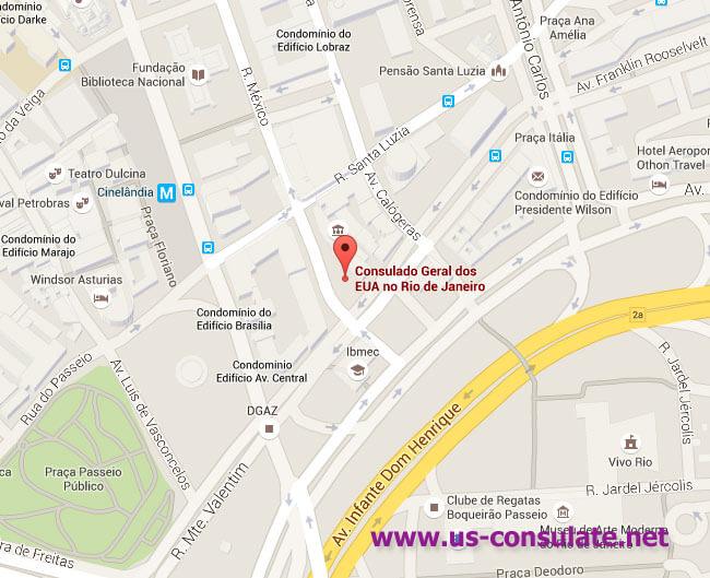 US Consulate General Rio de Janeiro