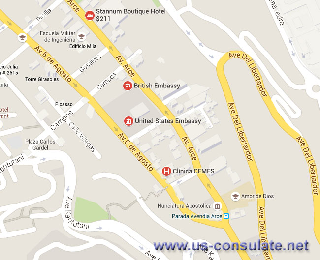 US Embassy in Bolivia | US Embassy