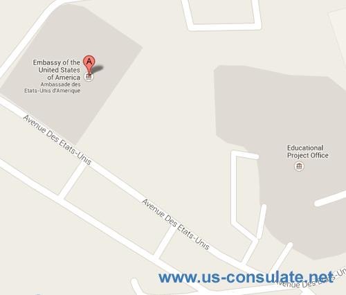 US Embassy in Burundi