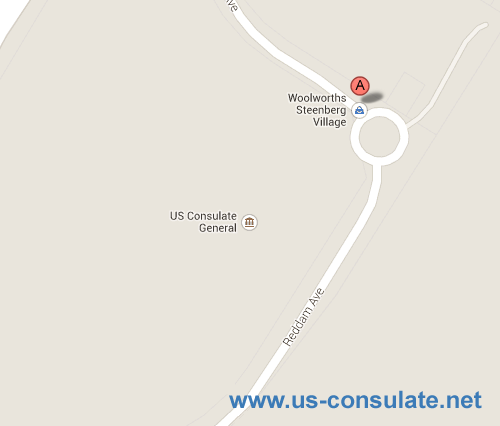 US Consulate Cape Town