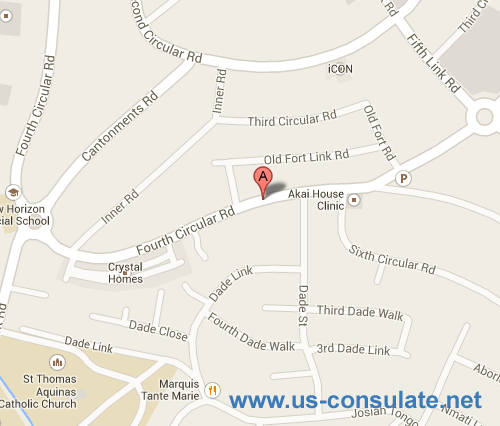 US Embassy in Ghana | US Embassy